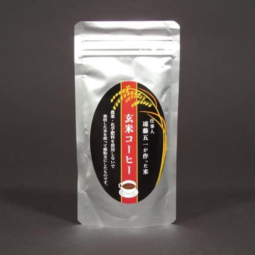 ぐっと山形 遠藤五一さんの無農薬玄米コーヒーの商品画像