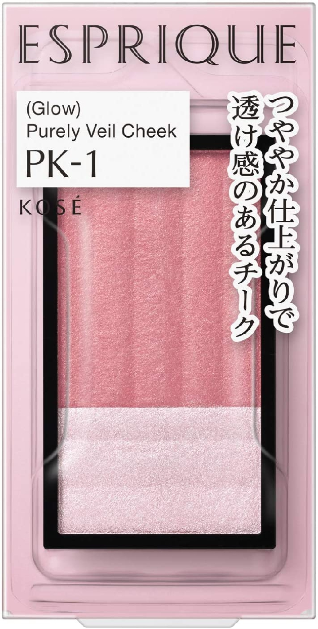ESPRIQUE(エスプリーク)ピュアリーベール チークの商品画像