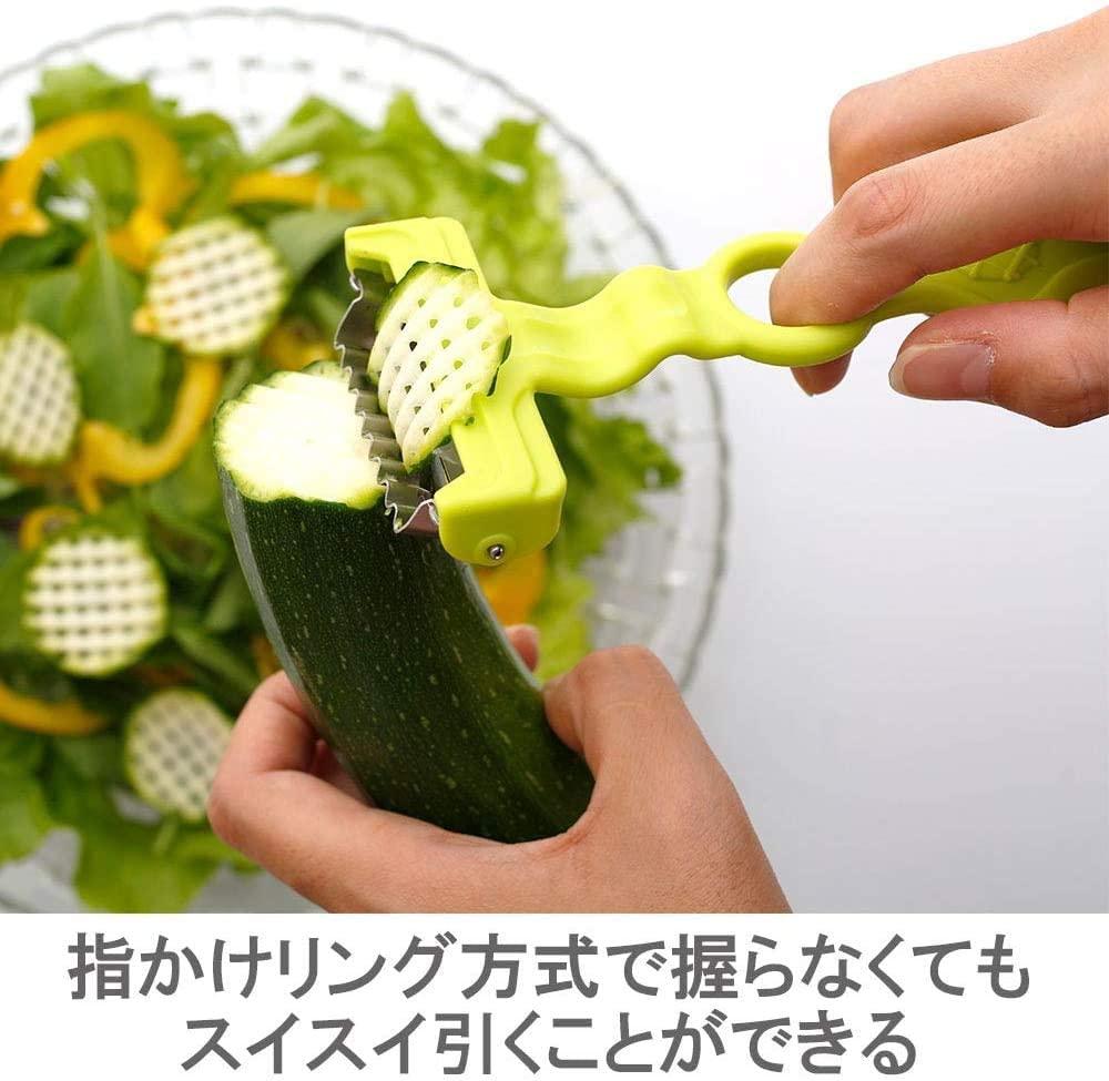 ののじ ワッフルピーラーの商品画像2