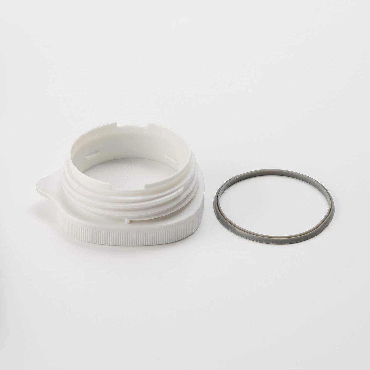 無印良品(MUJI) アクリル冷水筒 ドアポケットタイプ/冷水専用約1Lの商品画像8