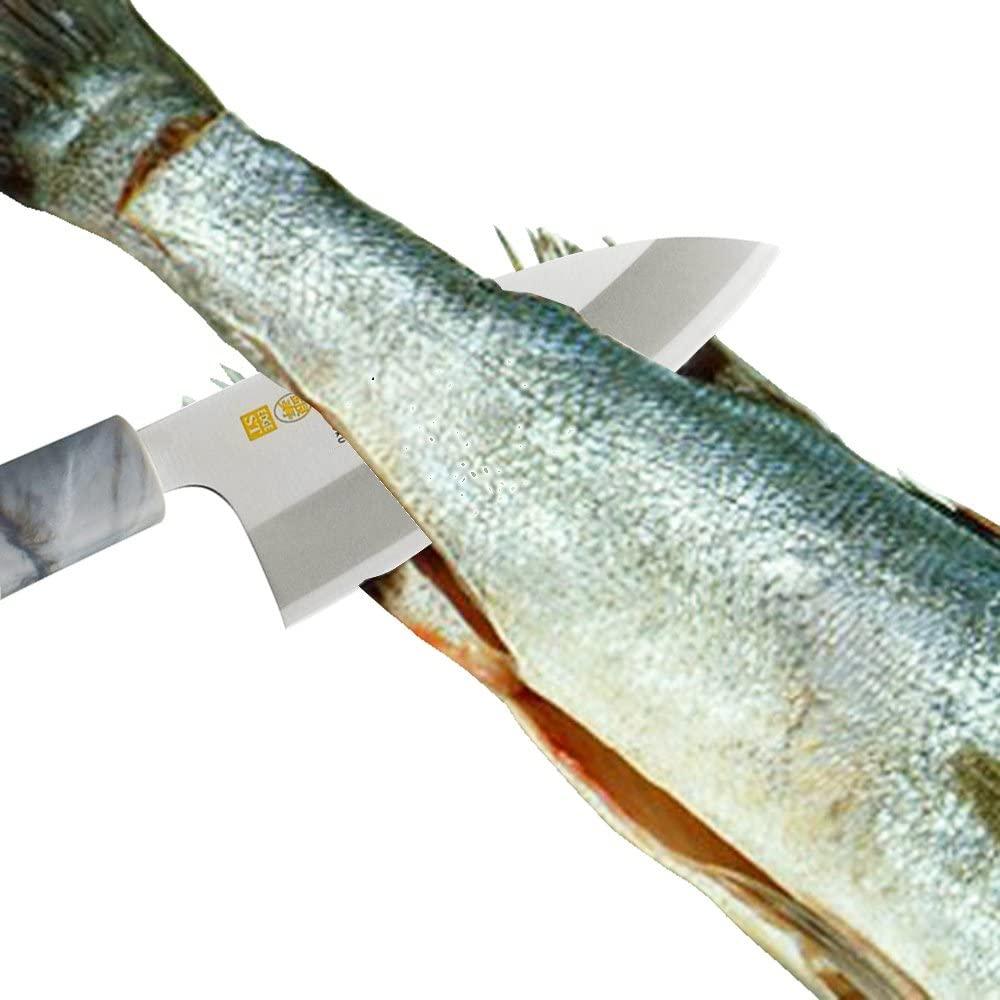 関孫六(セキノマゴロク)関孫六 銀寿ST和包丁 出刃 AK5060の商品画像4