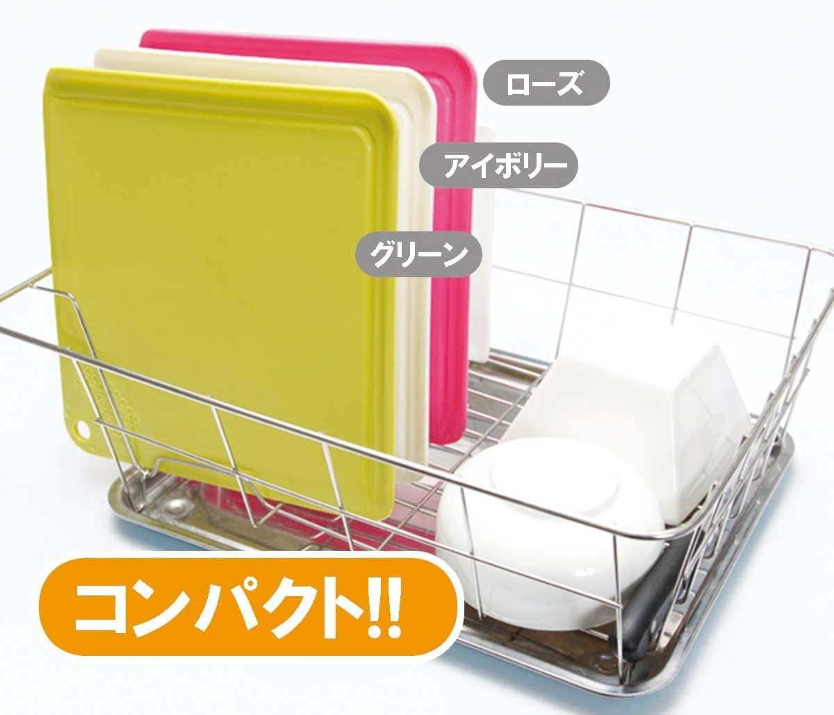 Pre-mier(プレ-ミアー)スマートカッティングボード(袋入り)アイボリー CB10の商品画像6