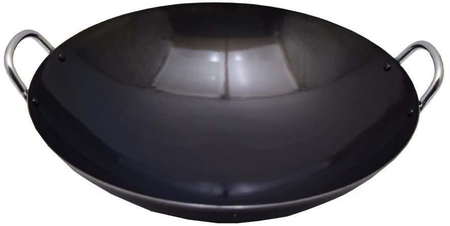 鉄人シリーズ(テツジンシリーズ) 「中華鍋」 33cmの商品画像