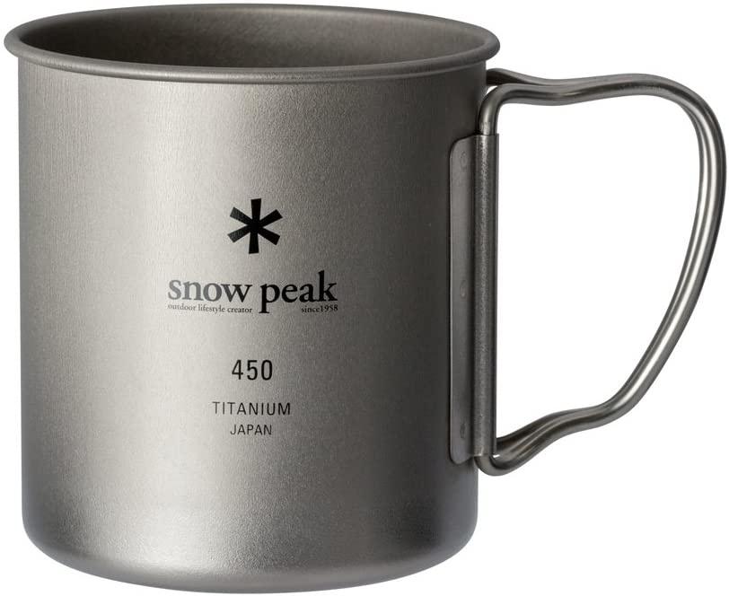 snow peak(スノーピーク) チタンシングルマグ MG-143の商品画像2