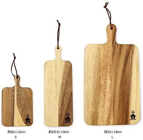 トモコーポレーション木製トレイ L 45076138の商品画像4