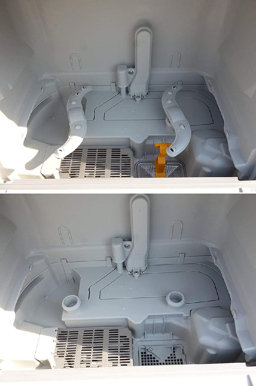 Panasonic(パナソニック) 食器洗い機 NP-TCB4-Wの商品画像5