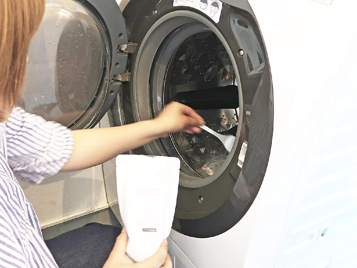 木村石鹸(きむらせっけん)洗濯槽の洗浄剤A(ドラム式洗濯機用)の商品画像4