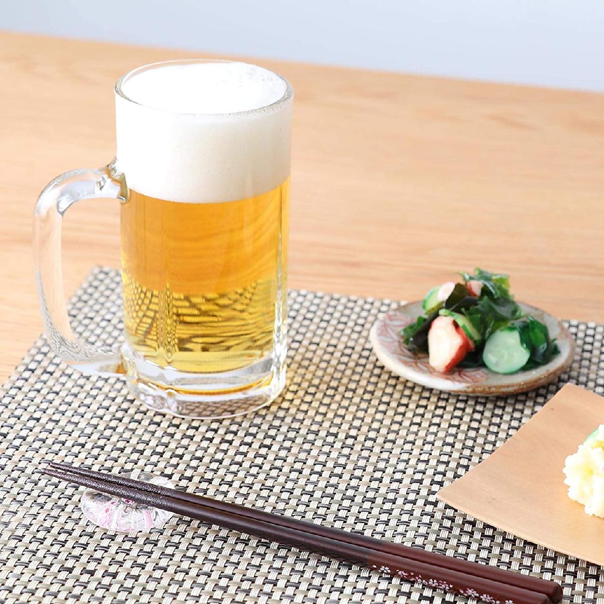 ADERIA(アデリア)ビールジョッキの商品画像3