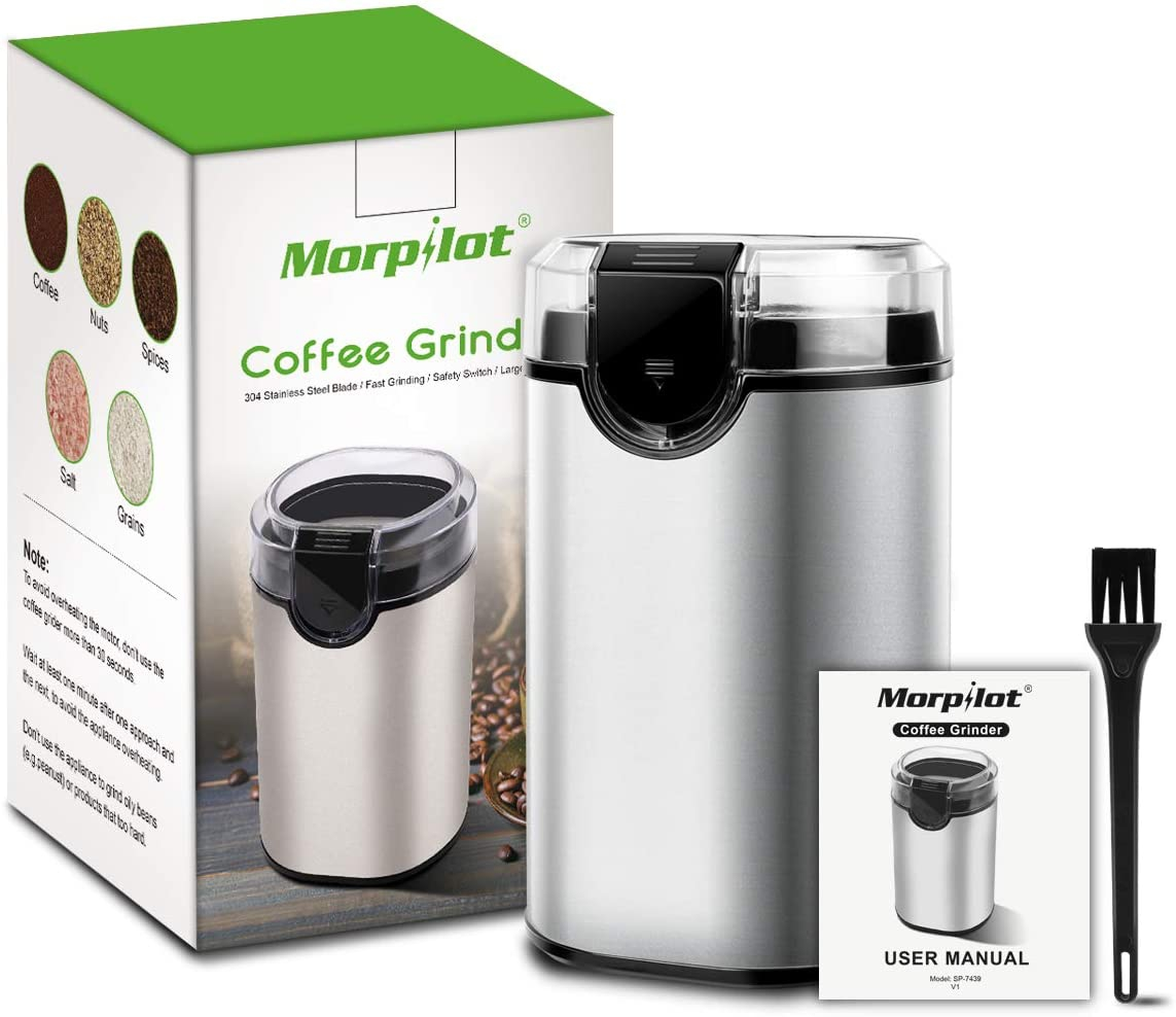 Morpilot(モーピロット) コーヒーミル シルバーの商品画像7