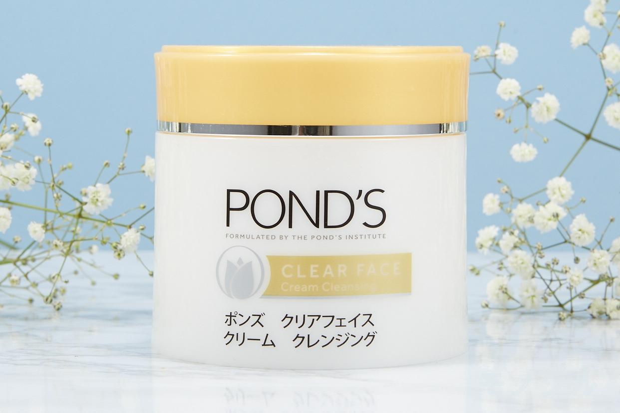 POND'S(ポンズ) クリアフェイス クリームクレンジングの商品画像