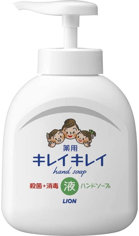 キレイキレイ 薬用液体ハンドソープの商品画像