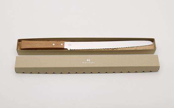 志津匠 morinoki パン切りナイフ SM-4000 シルバーの商品画像