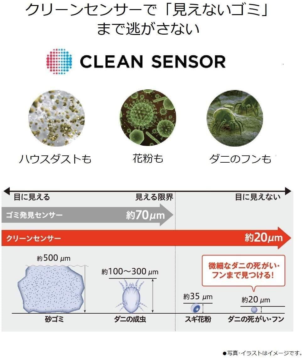 Panasonic(パナソニック) ルーロ ミニ MC-RSC10の商品画像6