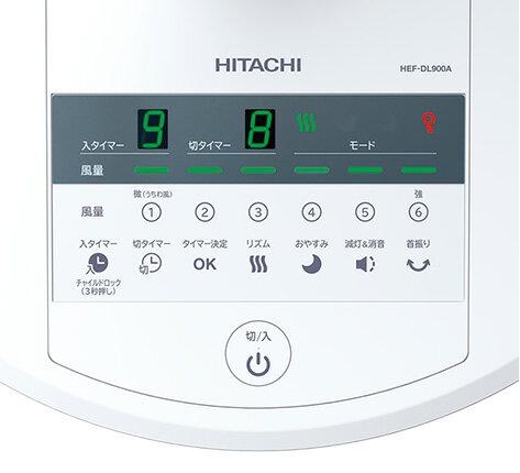 日立(HITACHI) リビング扇 HEF-DL900Aの商品画像2