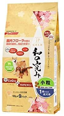 JPスタイル(ジェーピースタイル) JPスタイルゴールド 和の究み 小粒 1歳からの成犬用の商品画像