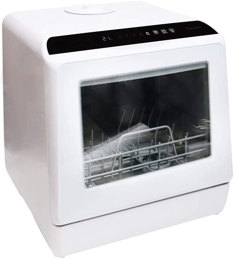rakua(ラクア) 水道いらずのタンク式食器洗い乾燥機 STTDWADW ホワイトの商品画像