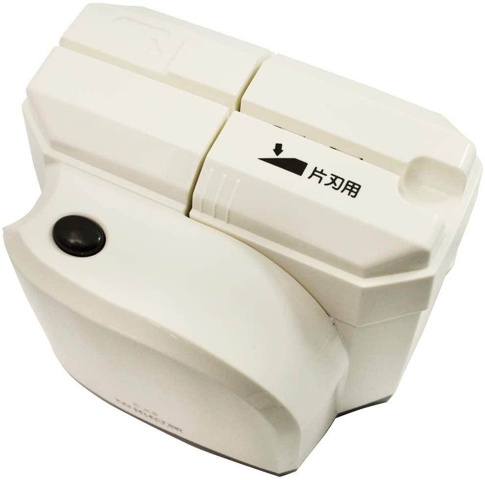 貝印(KAI) シャープナー (包丁研ぎ器) SELECT100 ワンストローク ホワイト AP0133の商品画像6