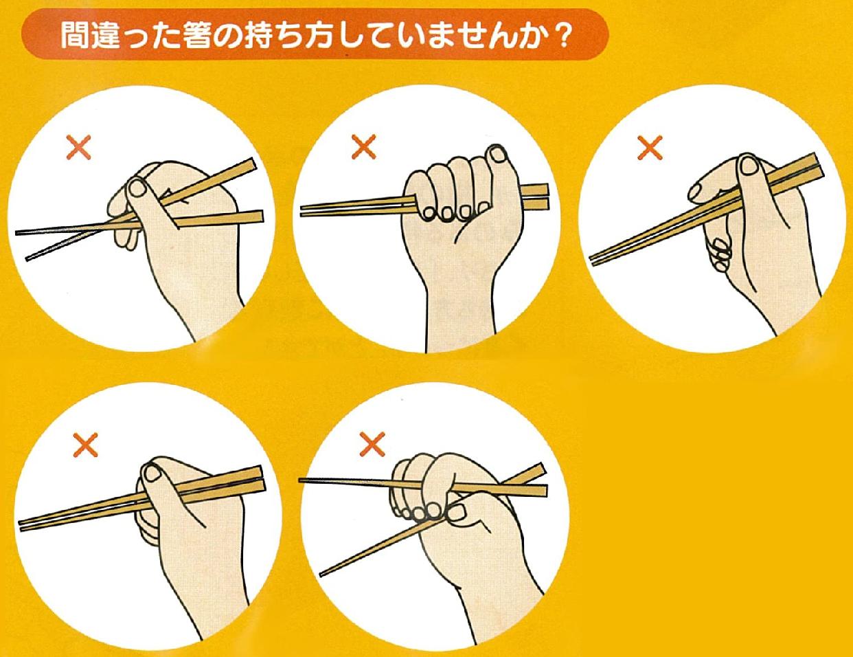 イシダ 子供用 三点支持箸 14cmの商品画像4
