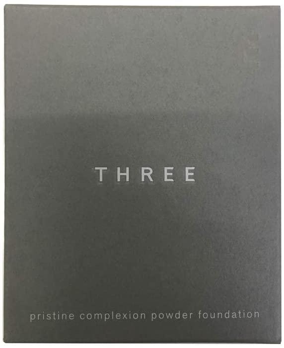 THREE(スリー) プリスティーンコンプレクションパウダーファンデーションの商品画像