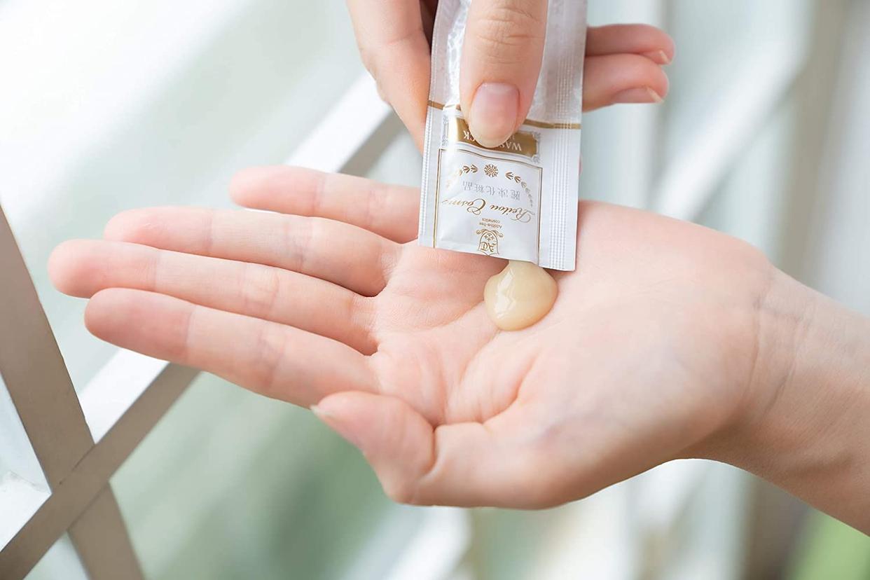 麗凍化粧品(Reitou Cosme) 15秒洗顔パックの商品画像4
