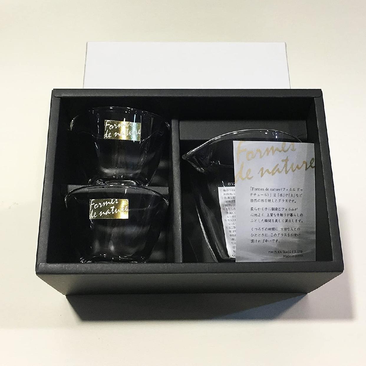 ADERIA(アデリア)Formes de nature 片口冷酒器 S-6202の商品画像5