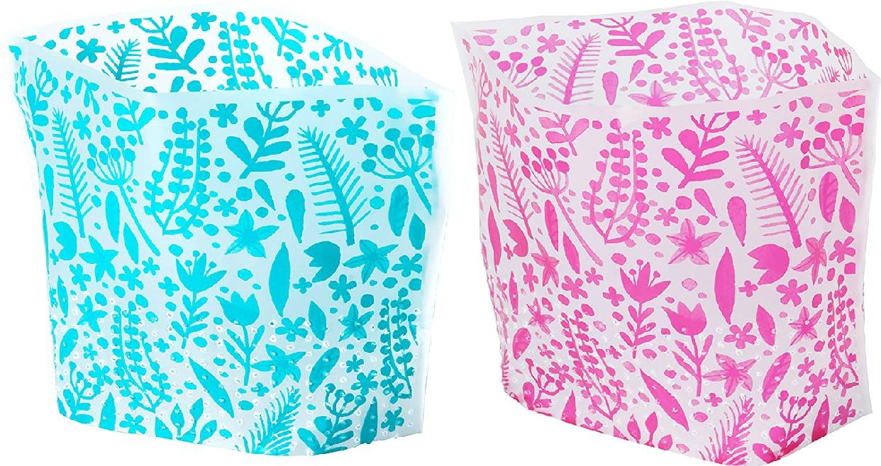 カワタキコーポレーション らくらっくー 自立型水切りゴミ袋 80枚入の商品画像