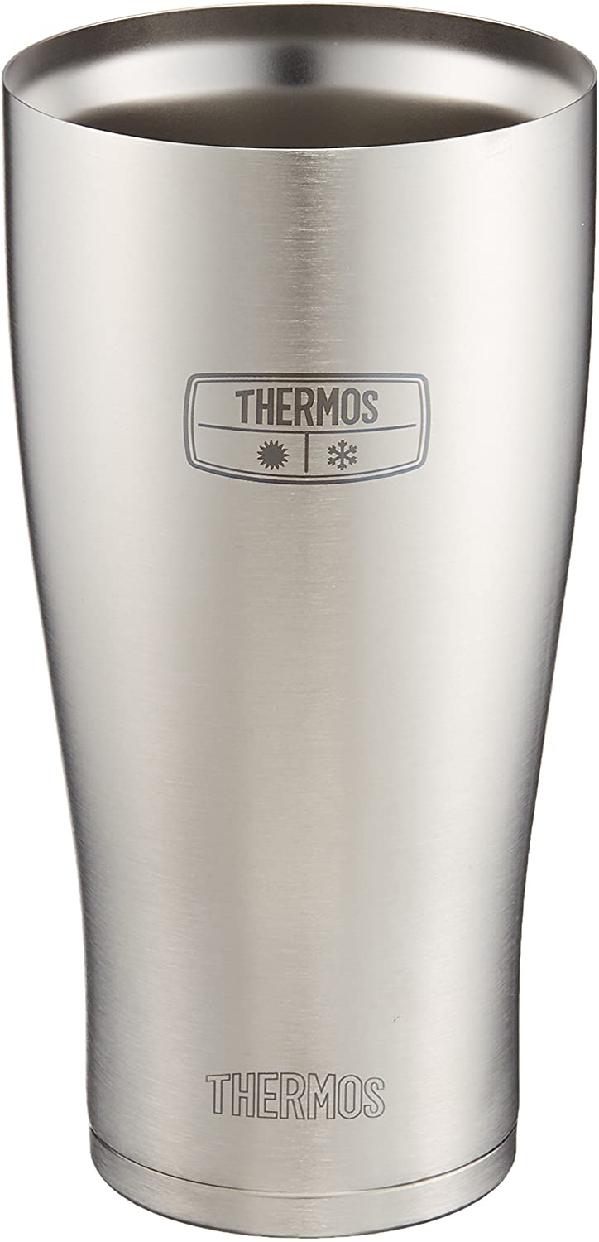 THERMOS(サーモス) 真空断熱タンブラー シルバー JDE-600
