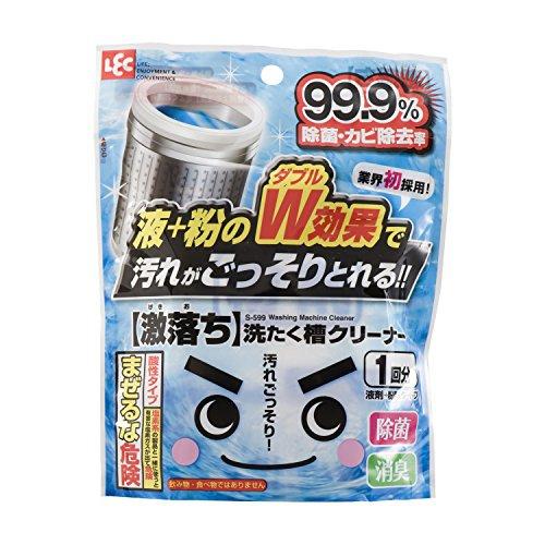 LEC(レック)激落ち 洗たく槽クリーナーの商品画像1