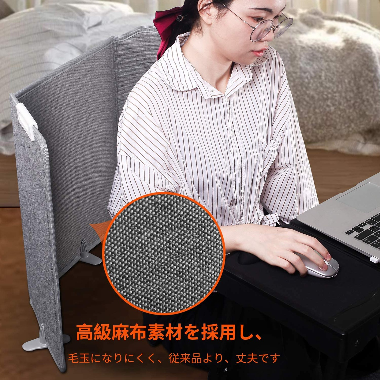 GENERAL ARMOR(ジェネラルアーマー) デスクヒーターの商品画像3