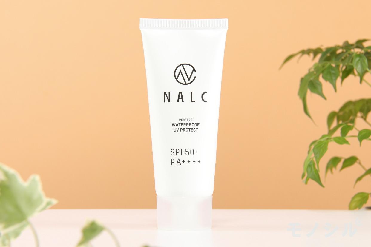 NALC(ナルク)パーフェクト ウォータープルーフ 日焼け止め ジェル