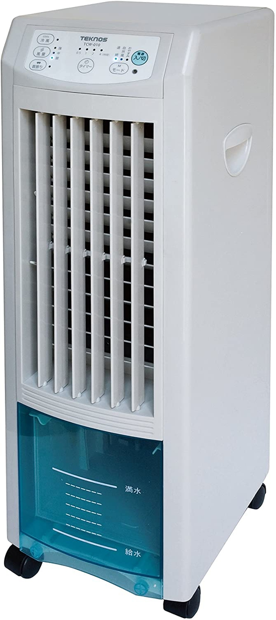 TEKNOS(テクノス) リモコン冷風扇風機 TCW-010の商品画像