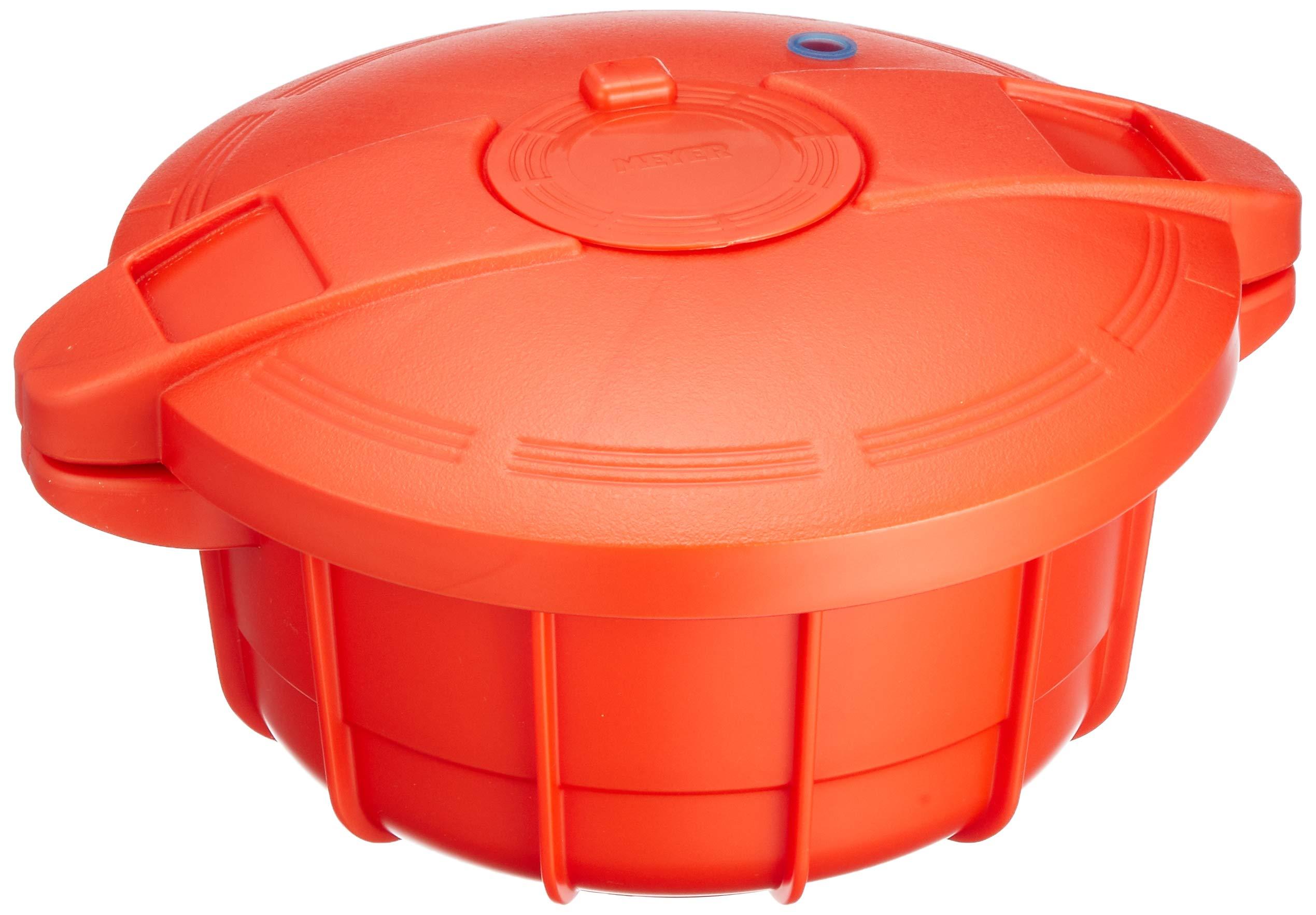 MEYER(マイヤー) 電子レンジ圧力鍋 オレンジ 2.3L MPC2.3POの商品画像