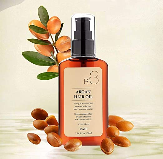 RAIP(ライプ)R3 ARGAN HAIR OIL
