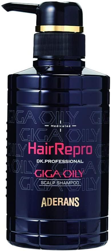Hair Repro(ヘアリプロ)薬用スカルプシャンプー (ギガオイリー)の商品画像