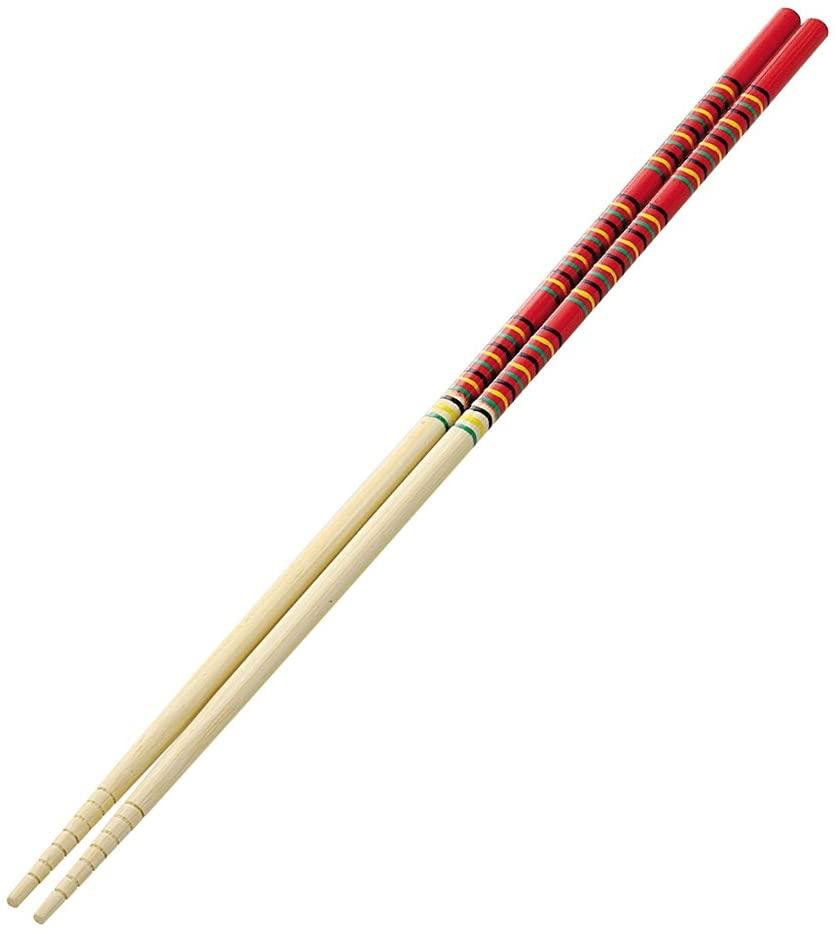 パール金属(PEARL) Easy Cooking 竹製料理用箸 33cm C-8770の商品画像