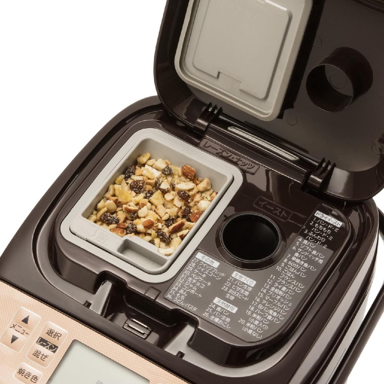 Panasonic(パナソニック)1斤タイプ ホームベーカリー SD-BMT1001の商品画像5