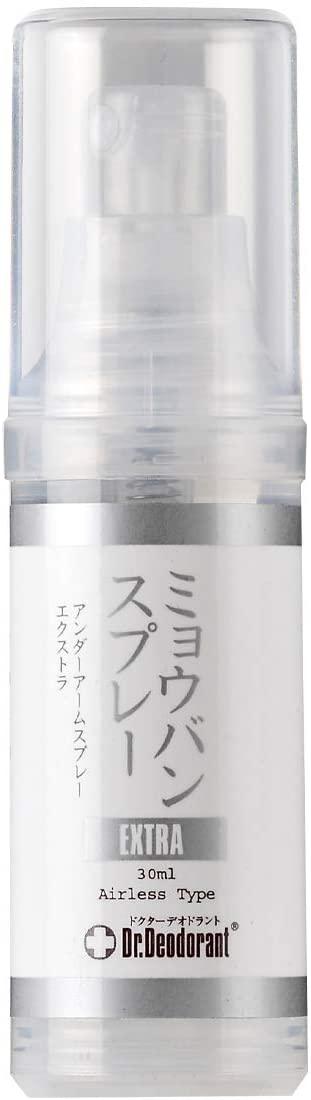 Dr.Deodorant(ドクターデオドラント) ミョウバンスプレー EXの商品画像1