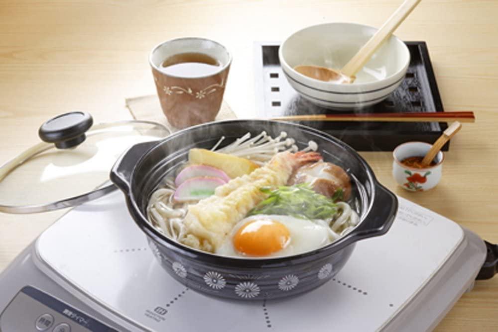 高木金属(タカギキンゾク)ホーローあじわい鍋 弥生18cm HA-Y18の商品画像3
