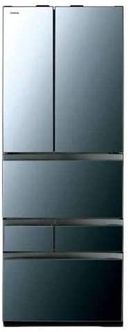 東芝(TOSHIBA) 6ドアノンフロン冷蔵庫 VEGETA  GRR550FZの商品画像