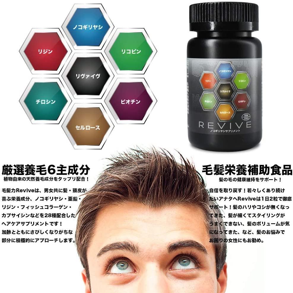 Revive(リヴァイブ) ノコギリヤシサプリメントの商品画像3