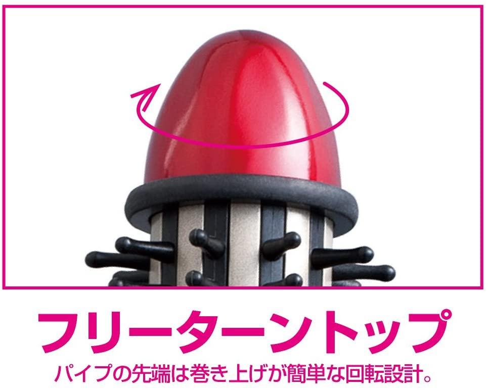 KOIZUMI(コイズミ) ボリュームアップアイロン KHR-6000/Rの商品画像2