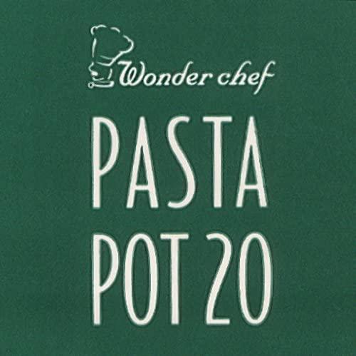 Wonder chef(ワンダーシェフ)パスタポット IH対応 20cm 5.3L 20-Gの商品画像9