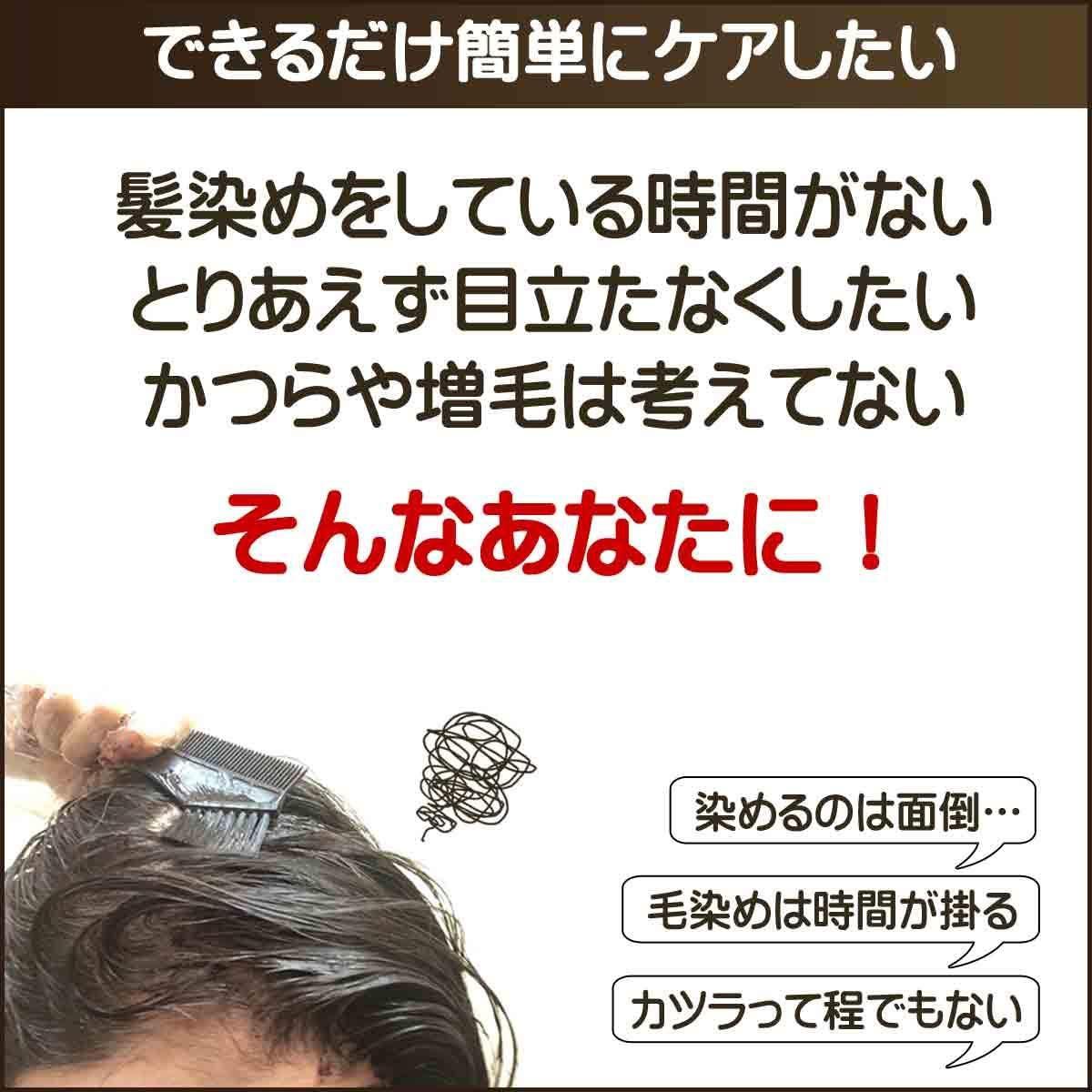 Alleygem(アリージェム) CONCIERGE 頭皮ファンデーションの商品画像4