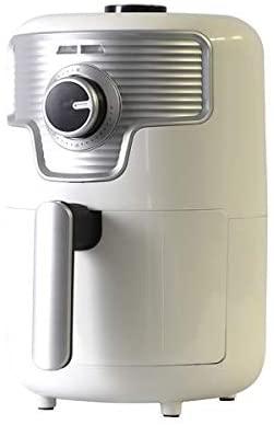 エスキュービズムレトロ調 熱風フライヤー 1.6L(レトロホワイト) NFC-16LWの商品画像