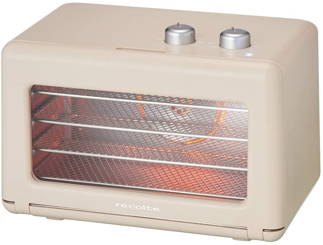 récolte(レコルト)Food Dryer(フードドライヤー)RFD-1(W)の商品画像2