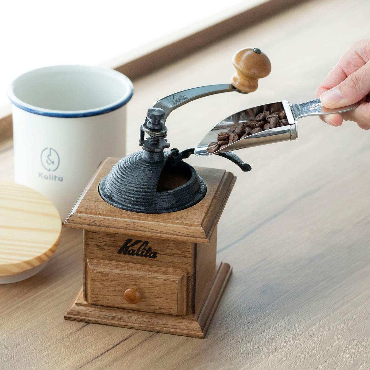 Kalita(カリタ) ドームミル 手挽き 42033の商品画像2