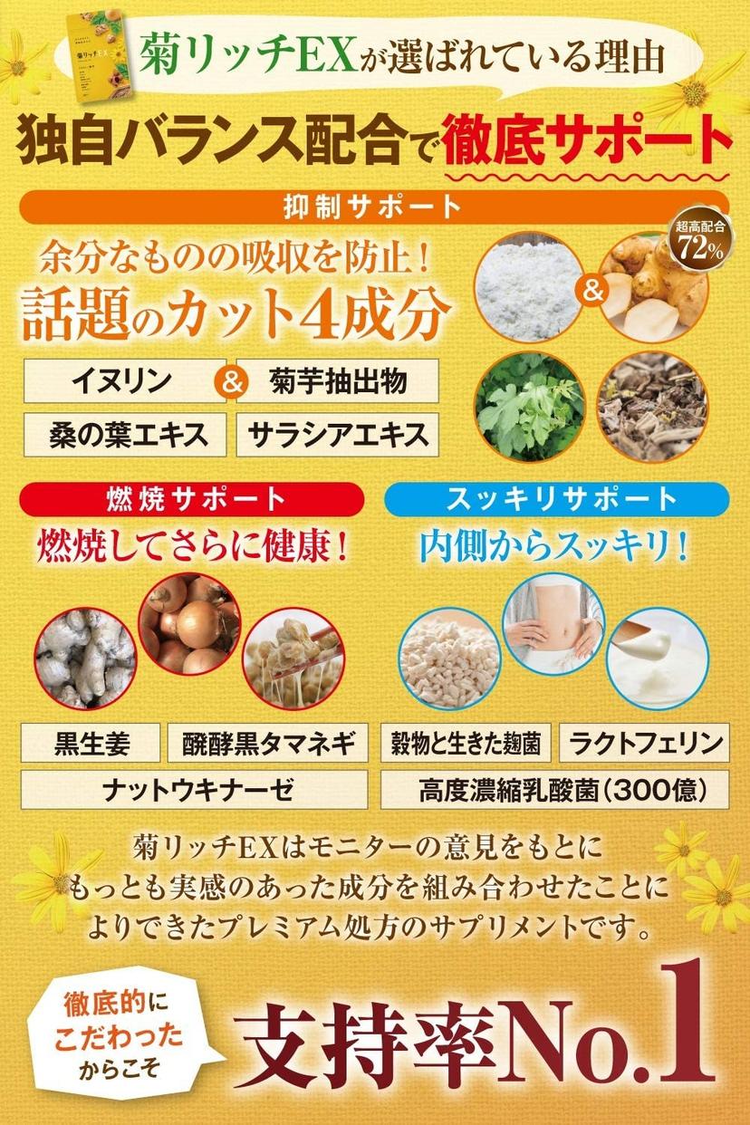 PLANET(プラネット) 菊リッチEXの商品画像6