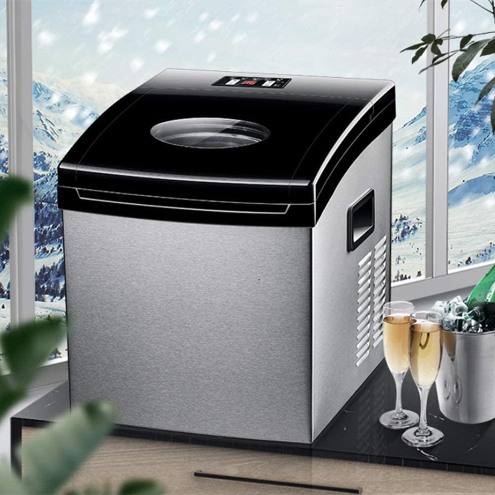 ZHBM(ゼットエイチビーエム) 小型卓上製氷機 dJ1b4HaLR3の商品画像4