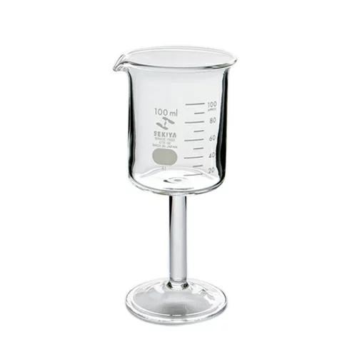 理科室(リカシツ) ビーカーワイングラスBK-W 100MLの商品画像