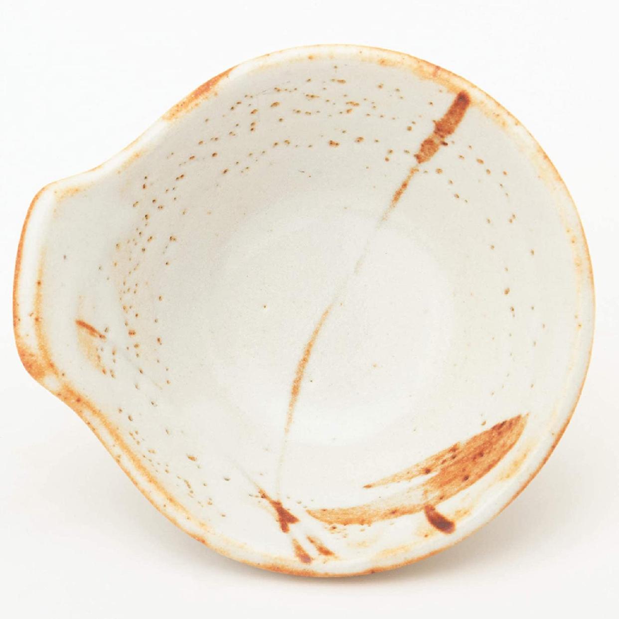 金陶苑 白志野芦呑水の商品画像4